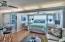 Huge bedroom suite overlooking Gulf with kitchenette