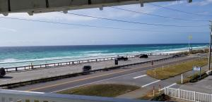 Spectaular Gulf View from Balcony of Summer Breeze 301