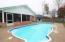 This pool is ideal for lazy summer days with friends and family!