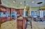 Gourmet Kitchen & breakfast bar / kitchen island