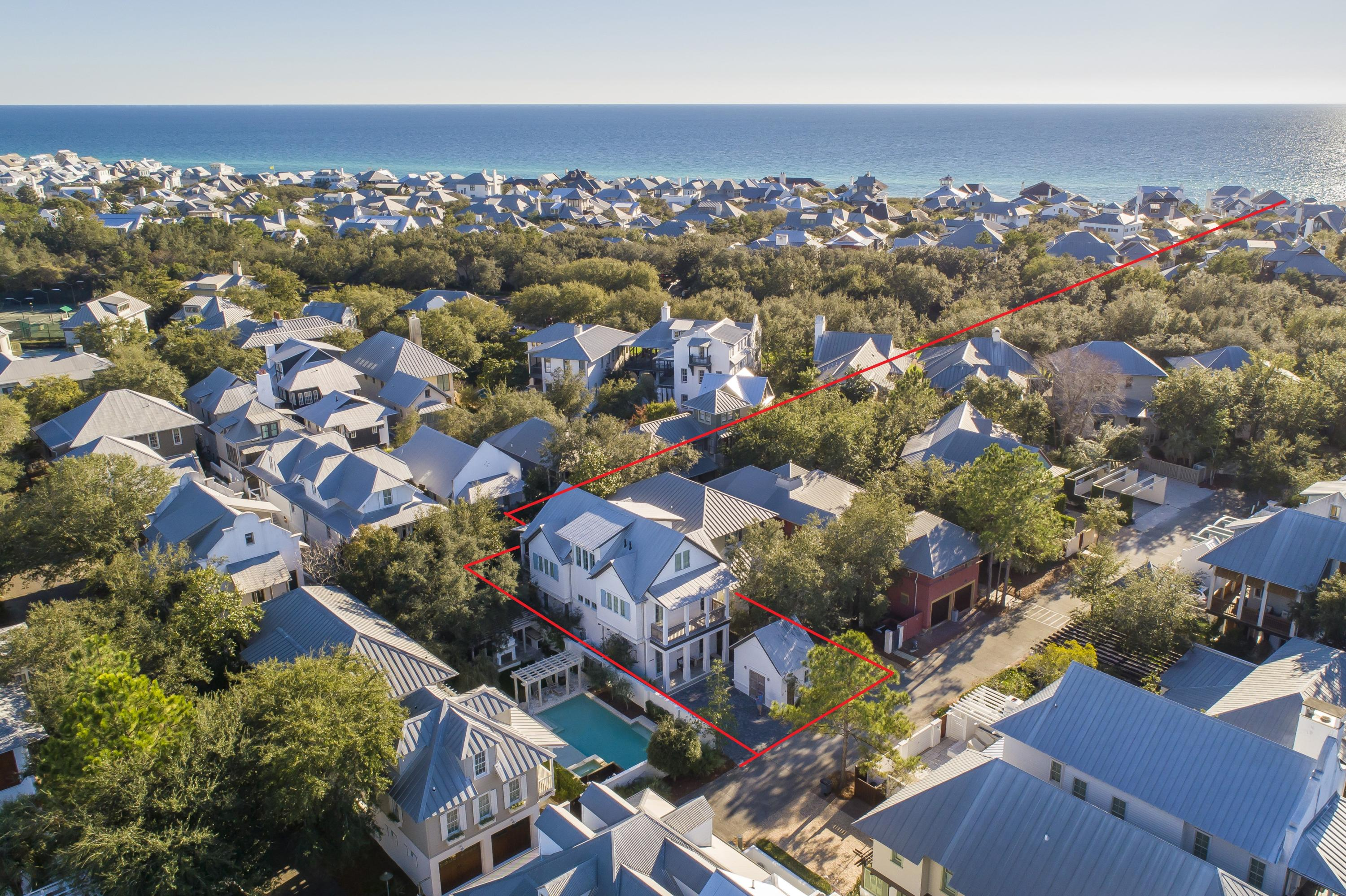 87 BOURNE Lane, Rosemary Beach, FL 32461