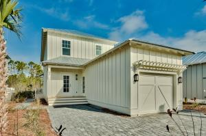 4 Bedroom, 3.5 Bath home located on the south side of West 30A.