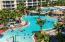 Fabulous, family friendly resort is well managed and extremely popular.