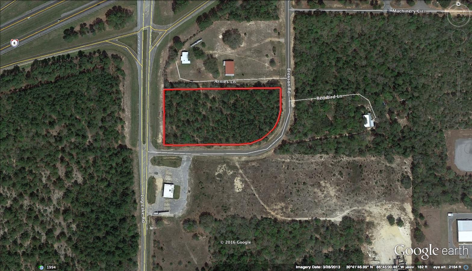 XXX Log Lake Road, Holt, FL 32564