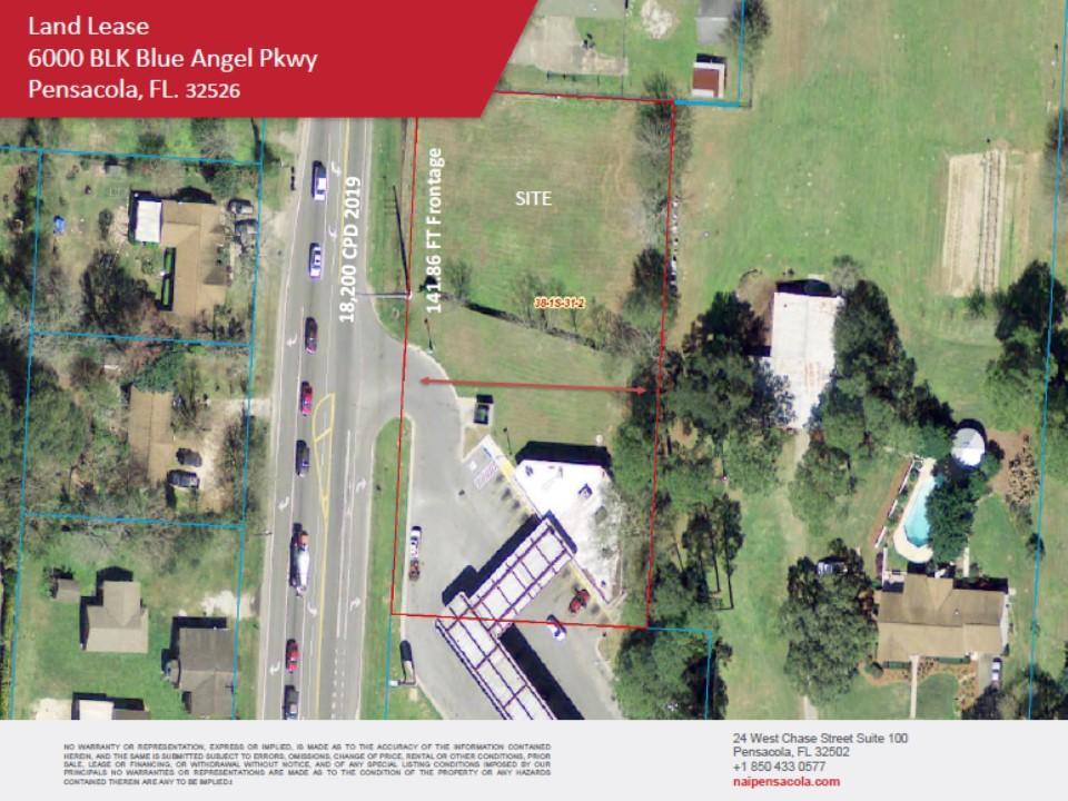 6000 N Blue Angel Parkway BLK, Pensacola, FL 32526