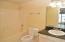 Ground floor 3rd bedroom bath