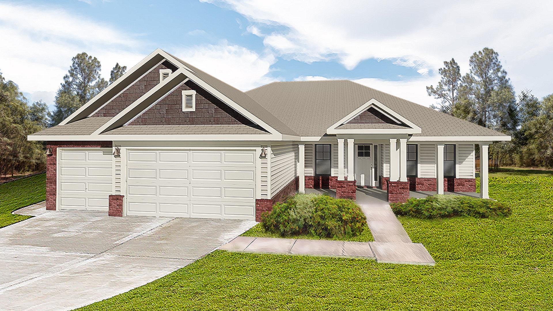 8171 Majestic Cypress Drive, Milton, FL 32583
