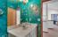 Aquarium Bathroom Vanity