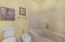 Master Oversize Tub // Bidet // Toilet
