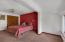 Upstairs Bedroom // Walk-in Closet