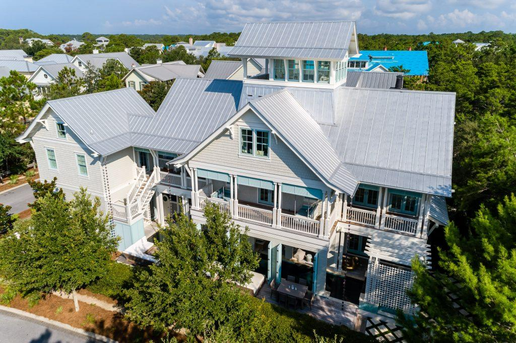 Situated on a prime corner site within the popular, amenity rich community of Watercolor, Florida, t