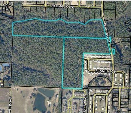 43 Acres Pandora Drive, Crestview, FL 32539