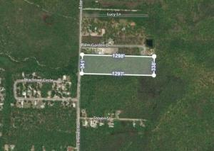 LOT 60 E Hewett East Road, Santa Rosa Beach, FL 32459