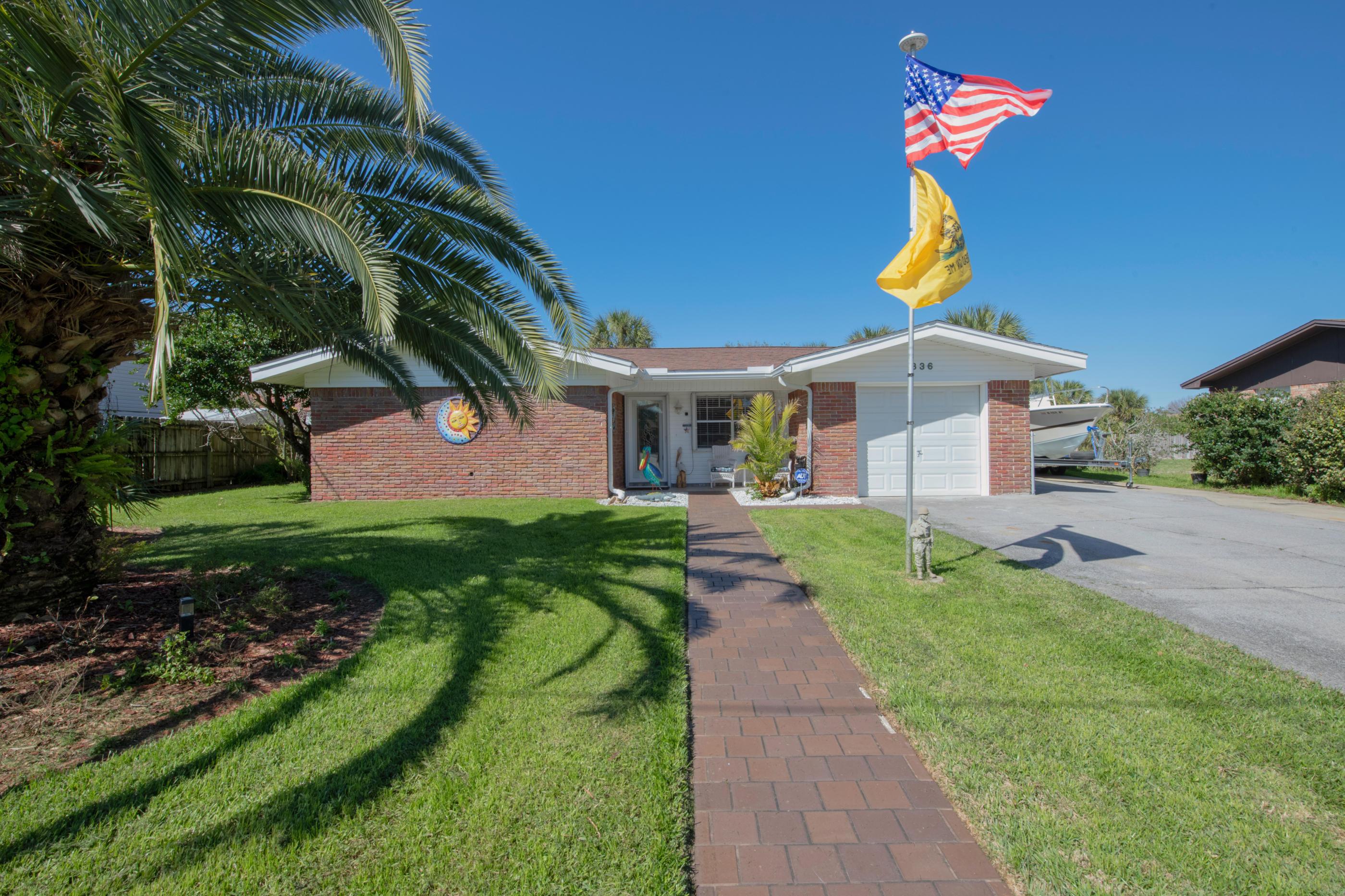 836 Tropic Avenue, Fort Walton Beach, FL 32548