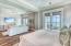 Entire third floor boasts walnut wire brushed flooring.