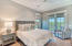 Large king suite in Carriage house