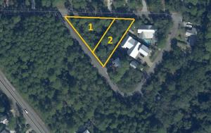 Property - lot 1 block k Beach Highland 1st addition. Lot 2 block K is also available for purchase.