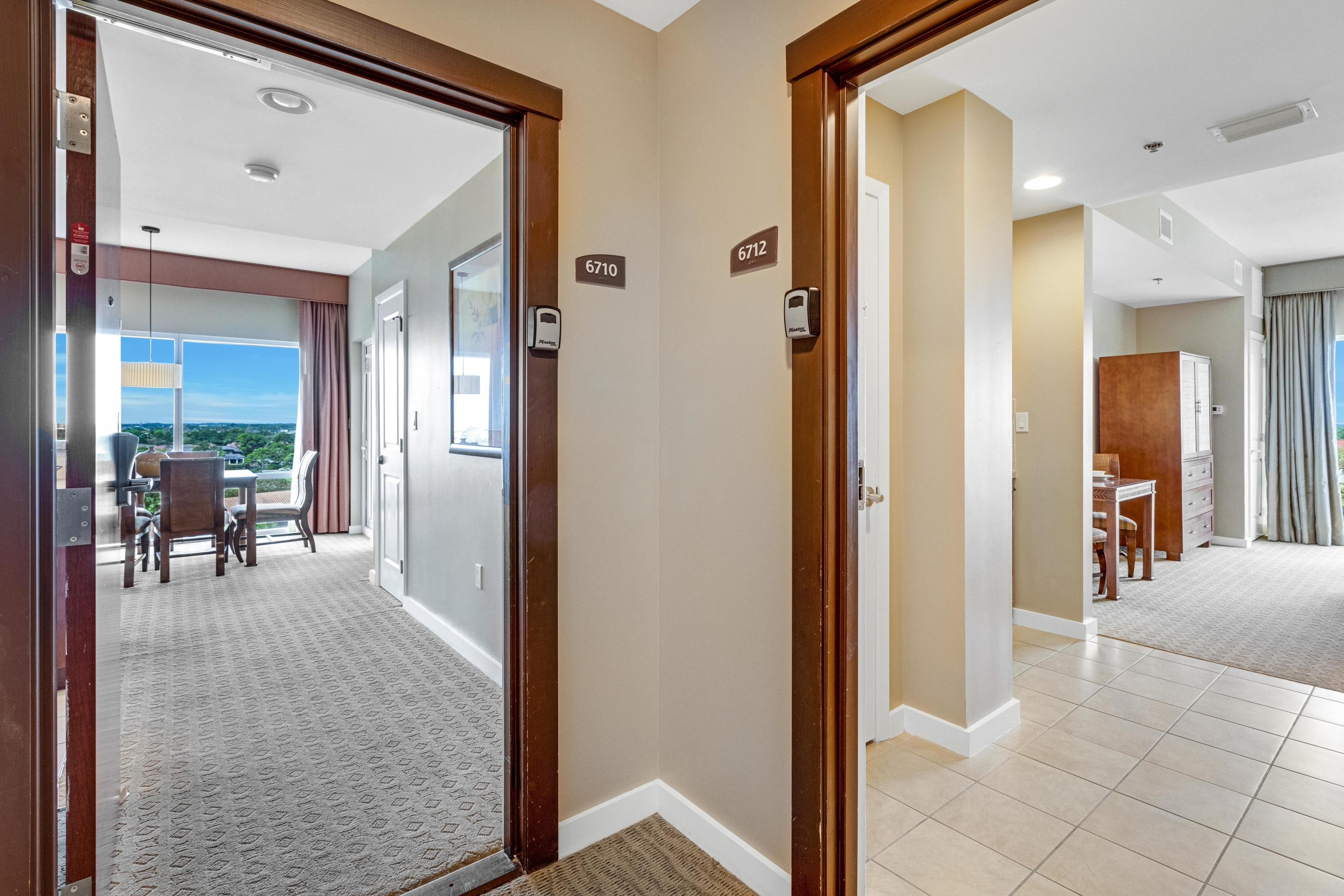Breathtaking views in this prime West facing condo situated on the 7th floor. Imagine each day sitti