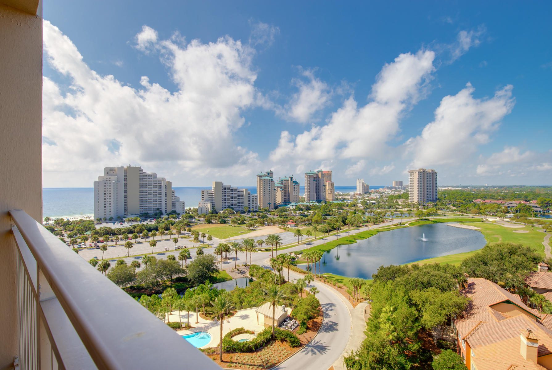 11th floor - 1 BR & 1 BA  Luau! Being sold fully furnished and currently on vacation rental program,