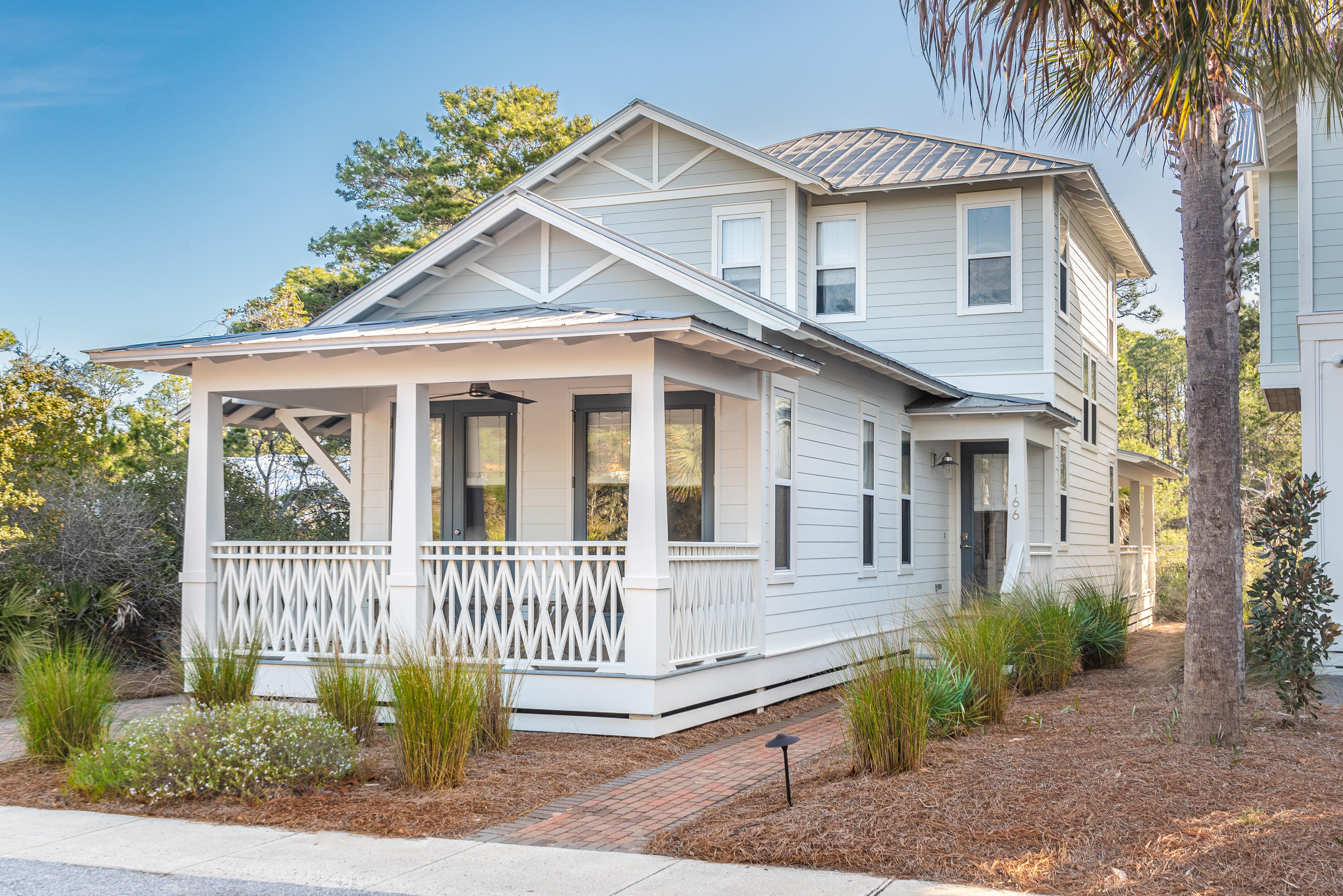 Find charm and function at this gorgeous 3BR/3.5BA beach cottage in the popular Seacrest Beach commu