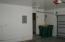 Garage with storage