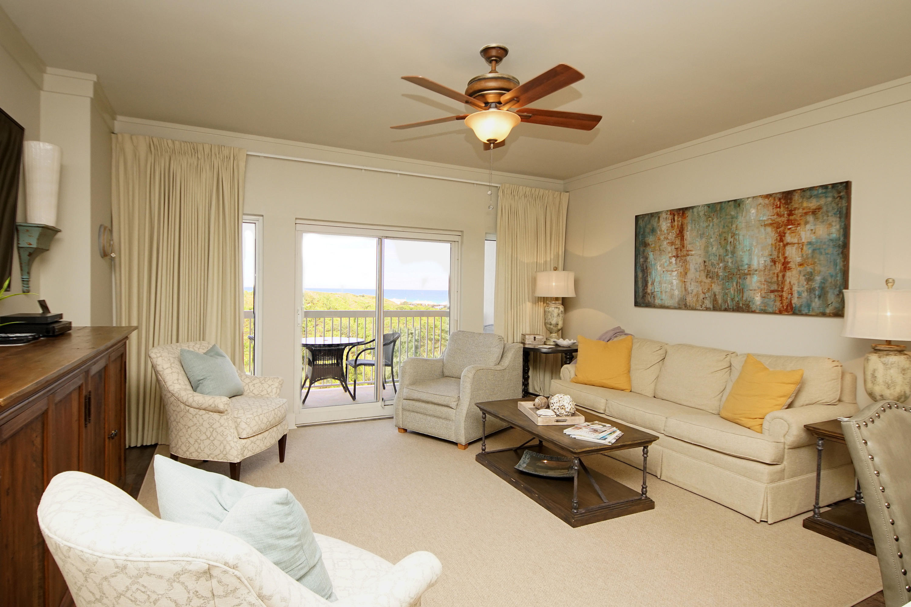 Listed for $609,000, 509 Summit at Tops'l is a gulf view corner unit 3 bedroom 3 bath condominium th
