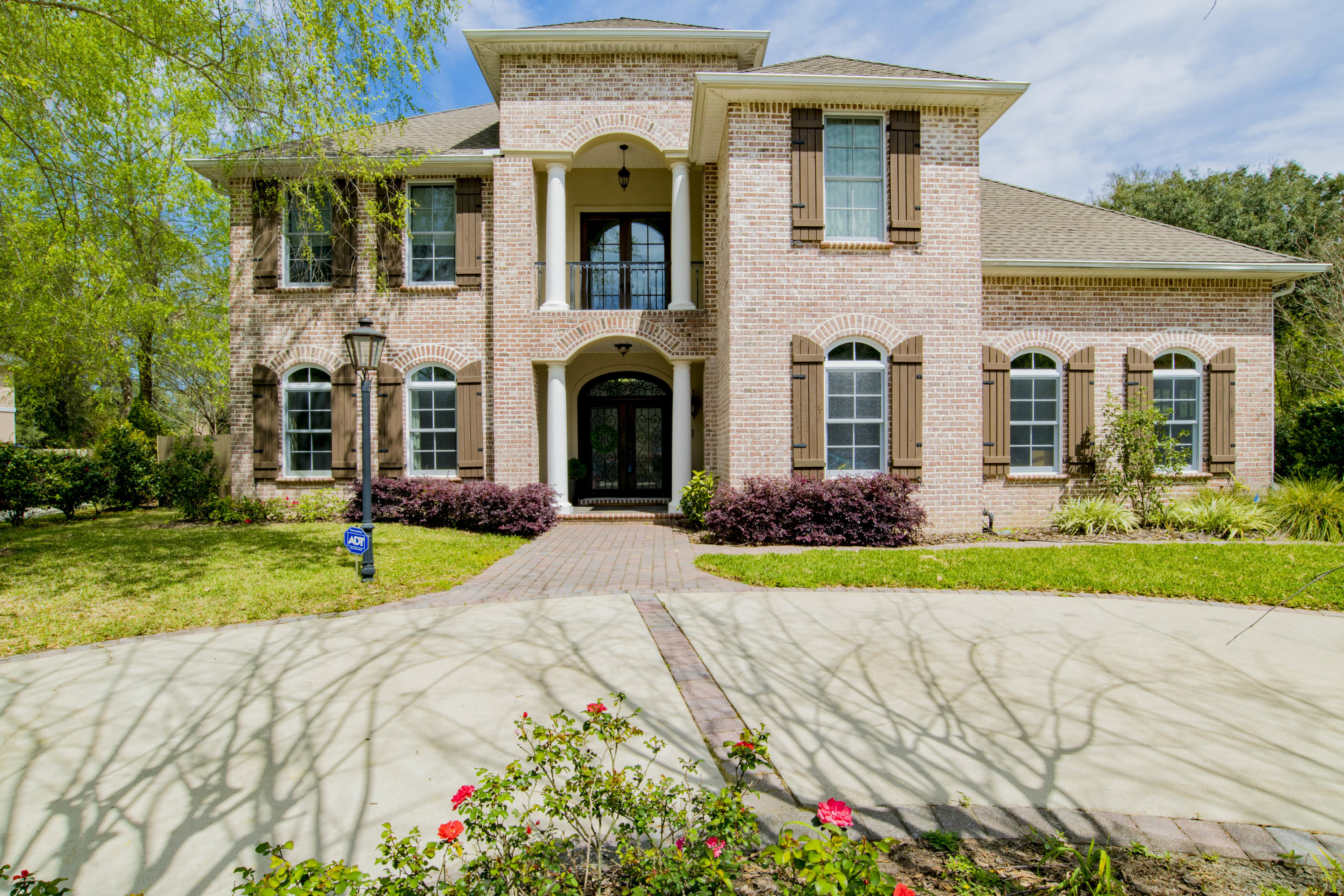 This custom built luxury home is conveniently located in Bohemia, an established desirable neighborh