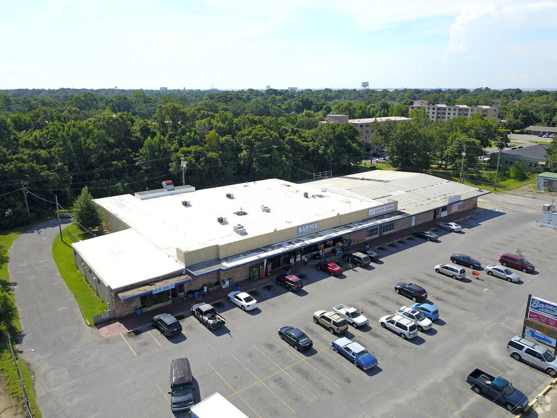 12,000 SF Retail space available with frontage on busy Pace Blvd.  Retail space to be delivered as c