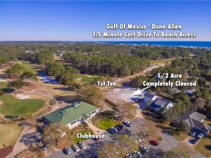 LOT 5 Golf Club Drive, Santa Rosa Beach, FL 32459