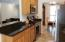 Nice work space area in Kitchen