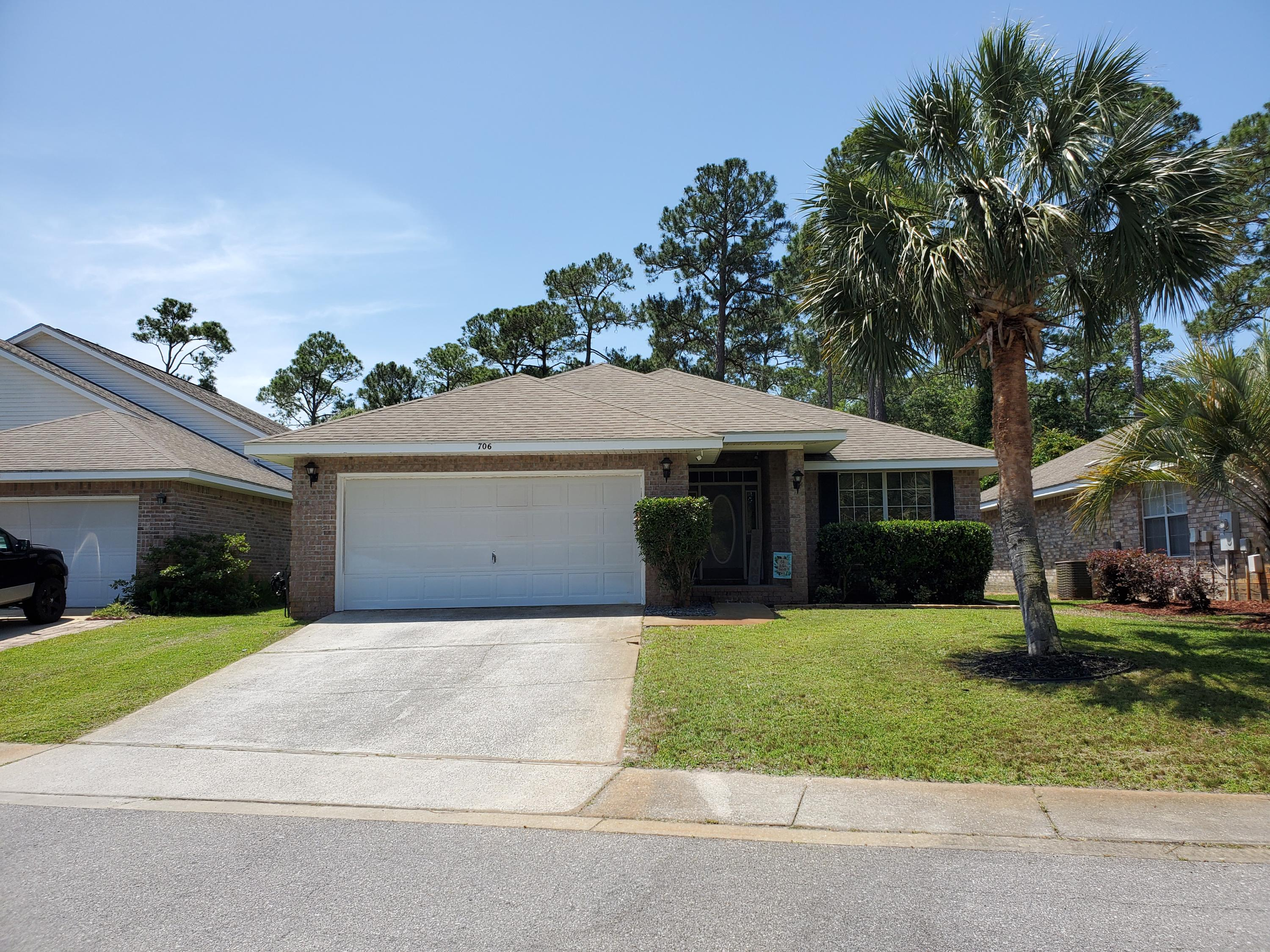706 Marsh Harbor Drive, Mary Esther, FL 32569