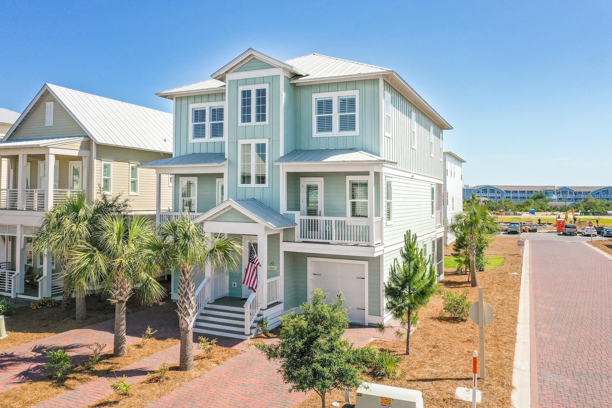 114 Clipper Street, Inlet Beach, FL 32461