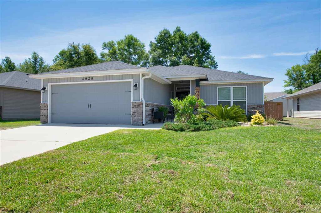 4929 Wabash Pine Court, Milton, FL 32571