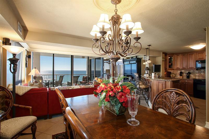 BEAUTIFUL GULF FRONT THREE BEDROOM UNIT THAT HAS BEEN REMODELED.  THIS UNIT IS A VACATION RENTAL WIT