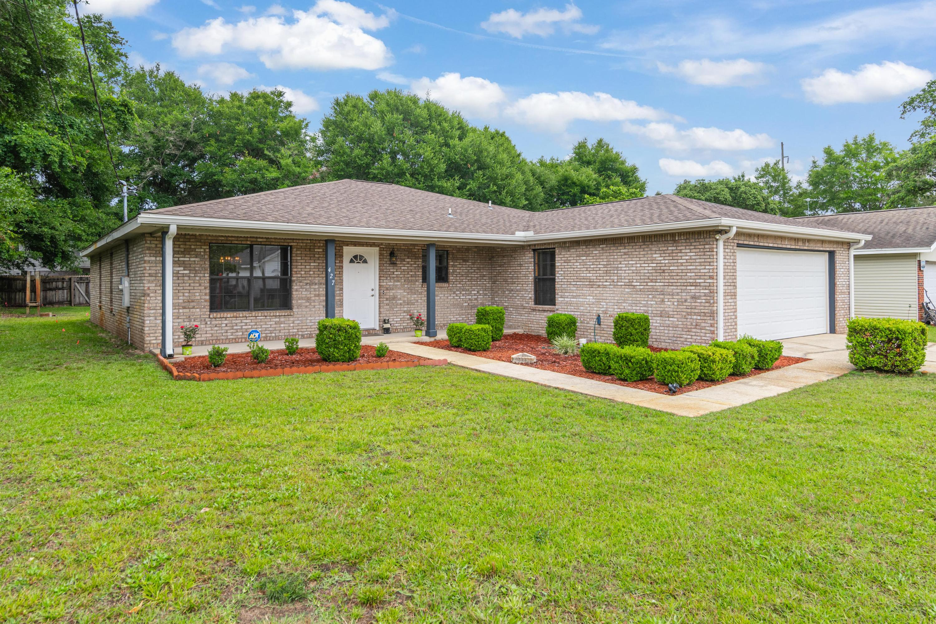 Better than new! This home has been meticulously taken care of and renovated with attention to every