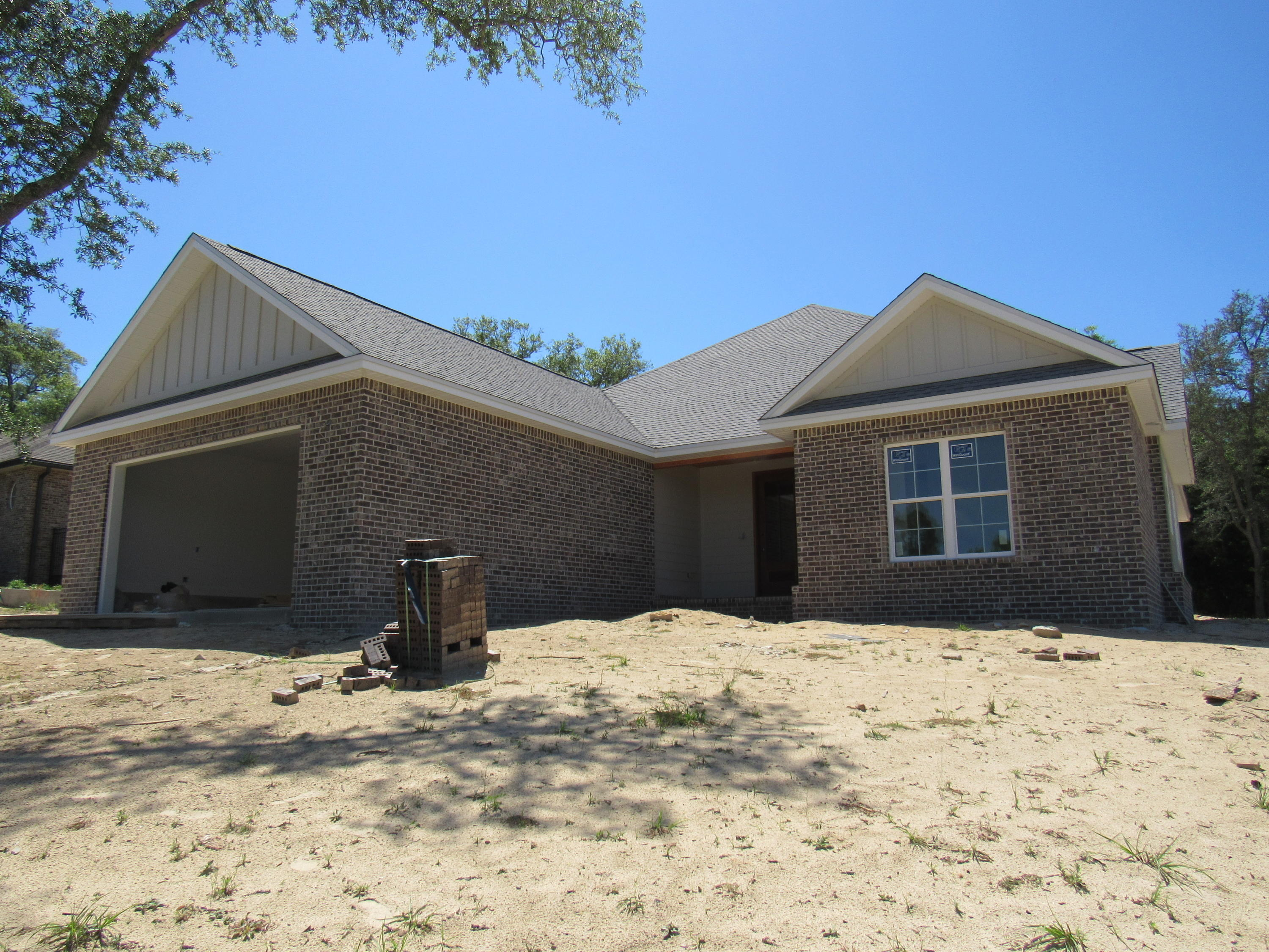 Beautiful New Construction in Swift Creek Plantation.  Southern touches throughout with Mud room are