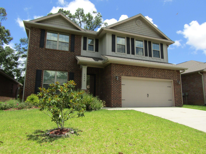 2498 Redford Drive, Cantonment, FL 32533