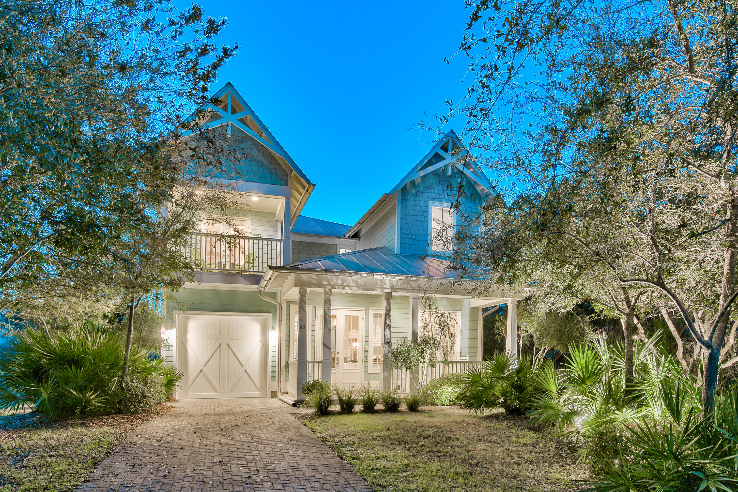 RARE JEWEL IN SEAGROVE BEACH...A MUST SEE!This beautiful beach house in the heart of Seagrove is on