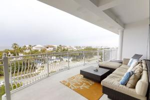Over looking Alys Beach and Paradise By the Sea communities