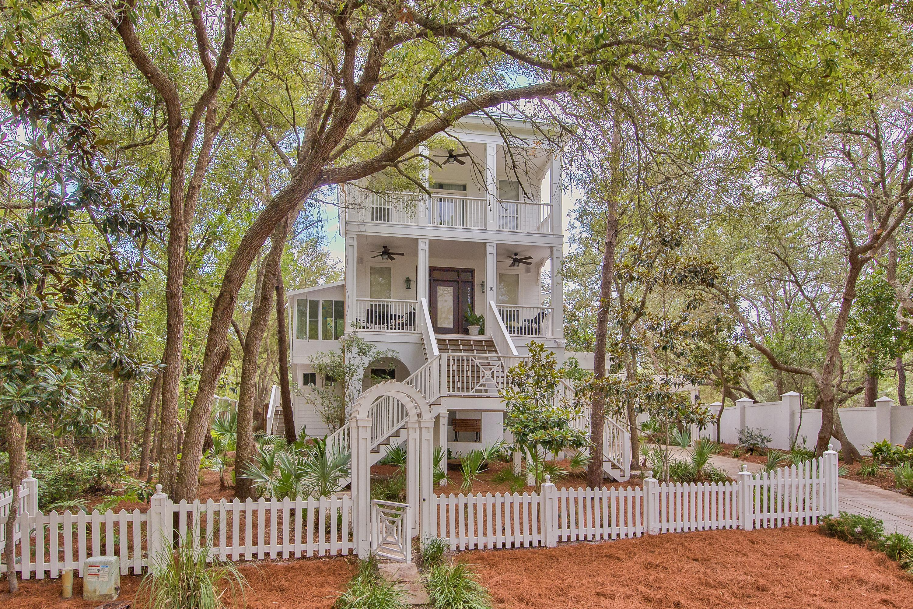 This southern coastal charm home is truly one of a kind, offering an idyllic opportunity for a prima