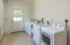 2 sets of washer/dryers , sink and half bath