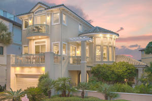 Destiny West, gated community just steps to the beach with gulf views.