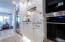 Kitchen with Wolf Over and Microwave Drawer