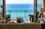 Balcony Off Living Area with Stunning Gulf Views
