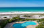 View from Balcony Overlooking the Pool and Gulf