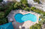 Aerial of Southwinds Pool