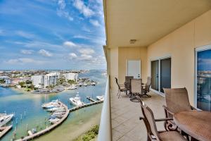 Balcony w/ View of Harbor