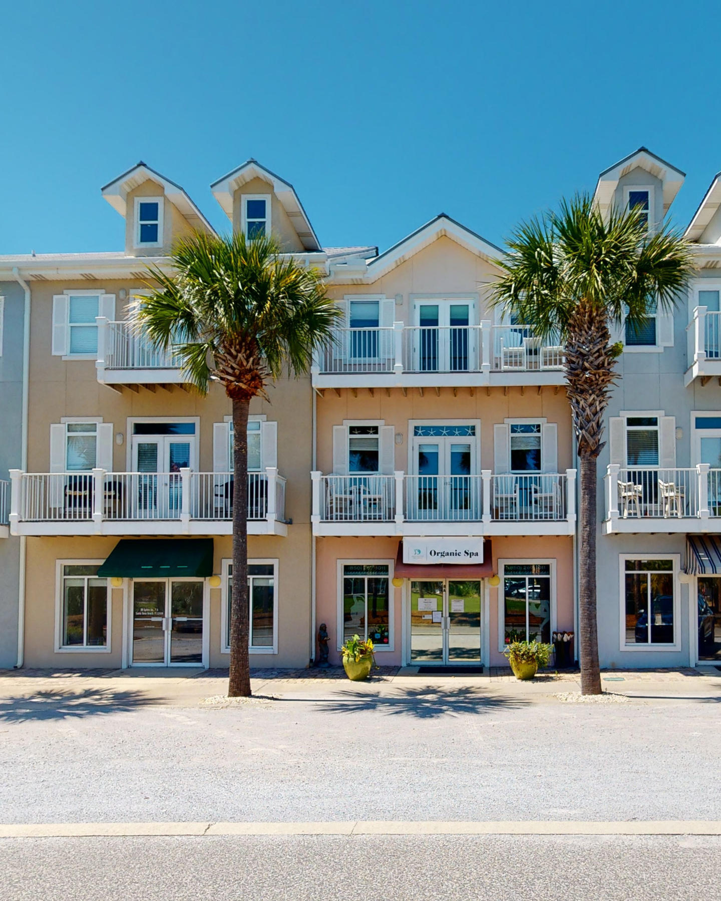Commercial & retail space located conveniently along scenic 30A. Don't miss this rare opportunity to