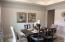 Formal Dining/Trey Ceiling