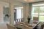 Foyer/Dining/Study